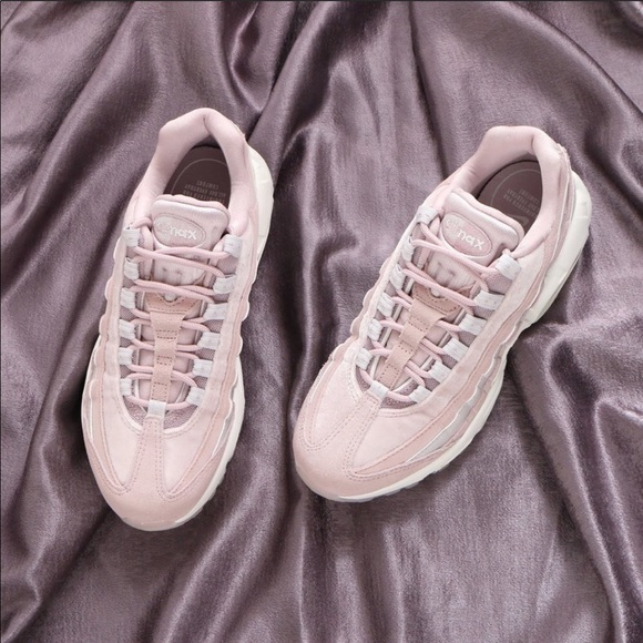 huge selection of a9f46 9a72c Air max 95 lx particle rose